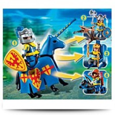4339 Multiset Knight With Horse