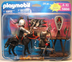 playmobil knight horse weapons rack choking