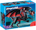 playmobil giant dragon led-fire fire inside