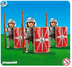 playmobil legionaires note item part add-on