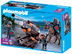 falcon knights' ballista playmobil launching angle