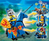 playmobil multi-set knight horse king transform