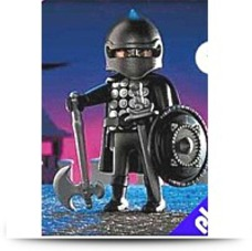 Black Knight With Armor