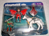 playmobil knights includes green dragon knight