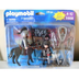 playmobil knights horse armor piece playset