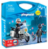 playmobil police carrying case playset have