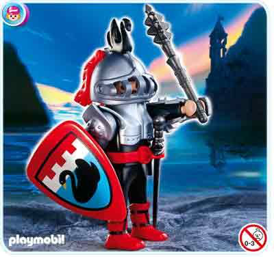 Playmobil Swan Knight
