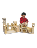 Melissa And Doug Deluxe Folding Medieval